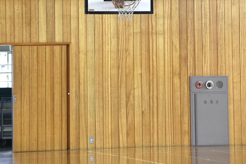 体育館壁仕様『GTウォール』