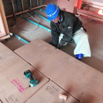 乾式二重床・置床・床下地施工業者